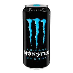 Monster Lo Carb 473ml