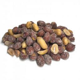 Amendoim com pele salmora 100g