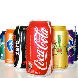 Refrigerante - 350ml