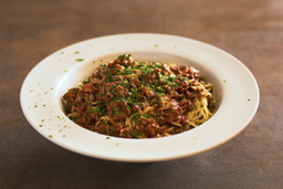 Spaguetti À Bolonhesa
