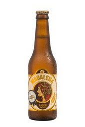 Cerveja Madalena Lager