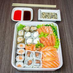 Combo salmão 30