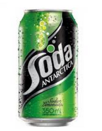 Soda Limonada - 350ml
