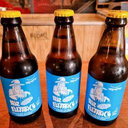 Cerveja Wit - Bráz Elettrica 300ml