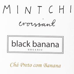Chá Black Banana