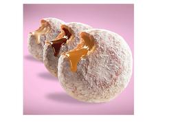 3 Mini Donuts Recheado
