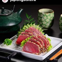 Sashimi de Atum Selado - 12 Unidades