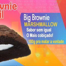 Big Brownie de Marshmallow