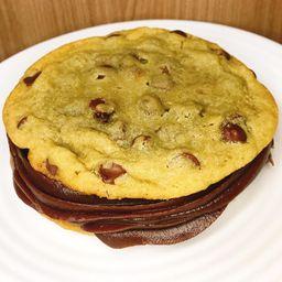 Cookie Americano Recheado com Brigadeiro
