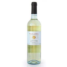 Vinho verde via latina branco 750ml