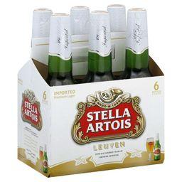 06 UN. Stella Artois LONG NECK 275 ml