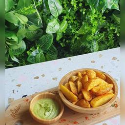 Batatas Rústicas Vegana - 200g