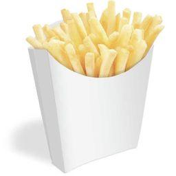 Batata frita! g