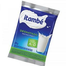 Leite Em Pó Itambé DESNATADO 200g