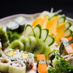 Combinado Summer Vegetariano