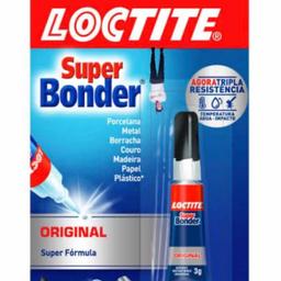 Cola Super Bonder 3g