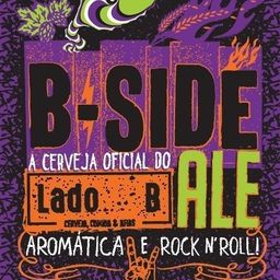 Chope B-side Ale - 1litro