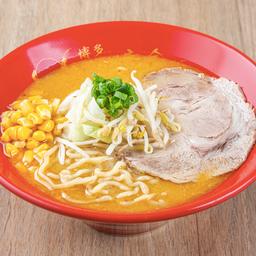 Misso Tonkotsu / 味噌豚骨ラーメン