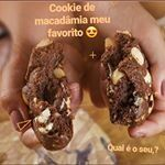 Cookie de macadâmia