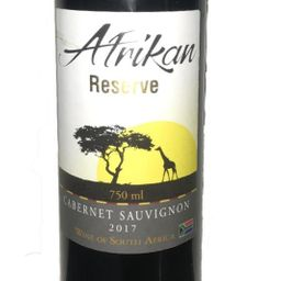 Afrikan - Cabernet Sauvignon 2017 750ml