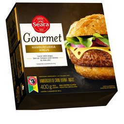 Hambúrguer Angus Seara Gourmet 400g