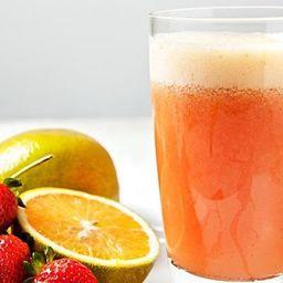 Suco de Laranja com Morango 300ml