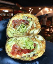 Burrito vegetariano - 350g