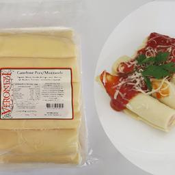 Canelone de Presunto e Mussarela - 1kg