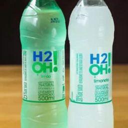 H2o limao e limoneto 500ml
