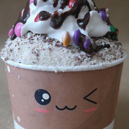 Snow Cream Choco Monster