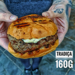 Burger Tradiça 160g
