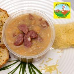 Sopa de Grão de Bico - 500 ml