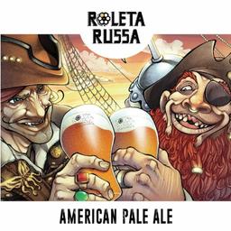 Roleta Russa American Pale Ale Growler 1L