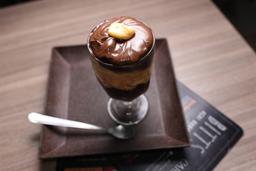 Açaí com Nutella ao Mousse de Maracujá