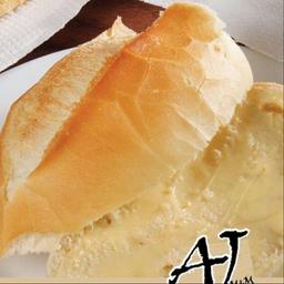 Pão Francês com Manteiga Frio