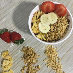 Combo 1 - Banana-granola-leite Condensado