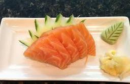 Sashimi de Salmão - 10 Peças