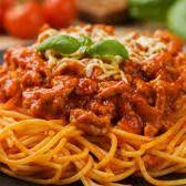 Spaghetti á bolonhesa