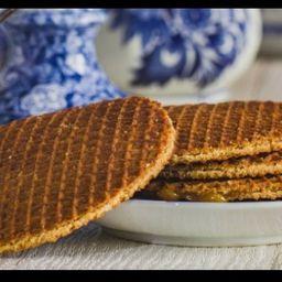 Stroopwaffle de Caramelo 70g
