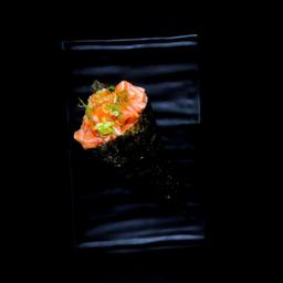 Temaki salmão especial