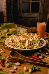 Caesar Salad com Mignon