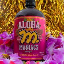 Maniacs Aloha Chopp