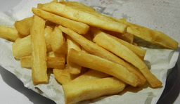 Macaxeira frita