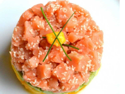 Tataki Salmão Spicy
