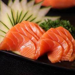 Sashimi Salmão(8 Unidades)