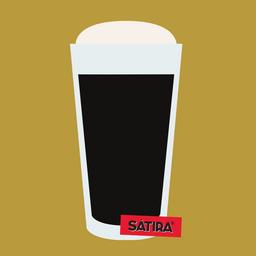 Satira brown ale - 1litro