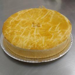 Torta de Palmito Pequena bx