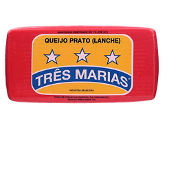 Queijo Prato Três Marias - 120g