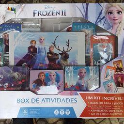 Frozen 2 Box de Atividades