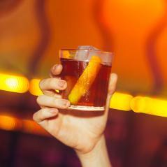 Boulevardier Jack Daniels